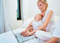 заробіток для мам в декреті
