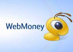користуватися Webmoney