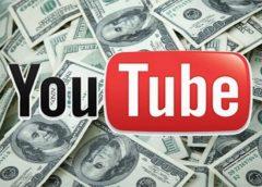 як заробити на Youtube новачку