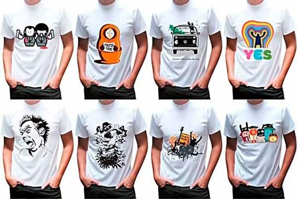 бізнес на продажі футболок