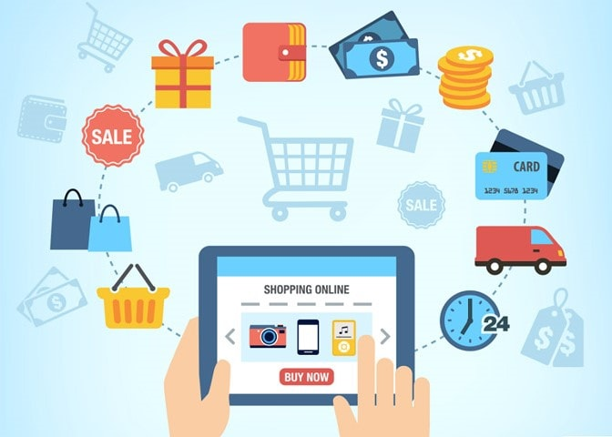 Електронна комерція онлайн