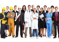 затребувані професії у світі