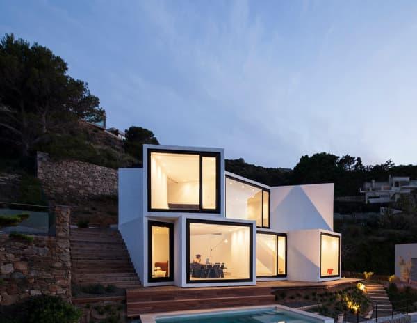 нестандартні бізнес ідеї - будівництво будинків