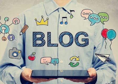 Робота блогером