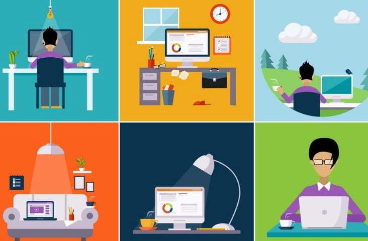 Робота в інтернеті – 74 перевірених варіанти [100+ сайтів]. Як шукати, де працювати, скільки платять