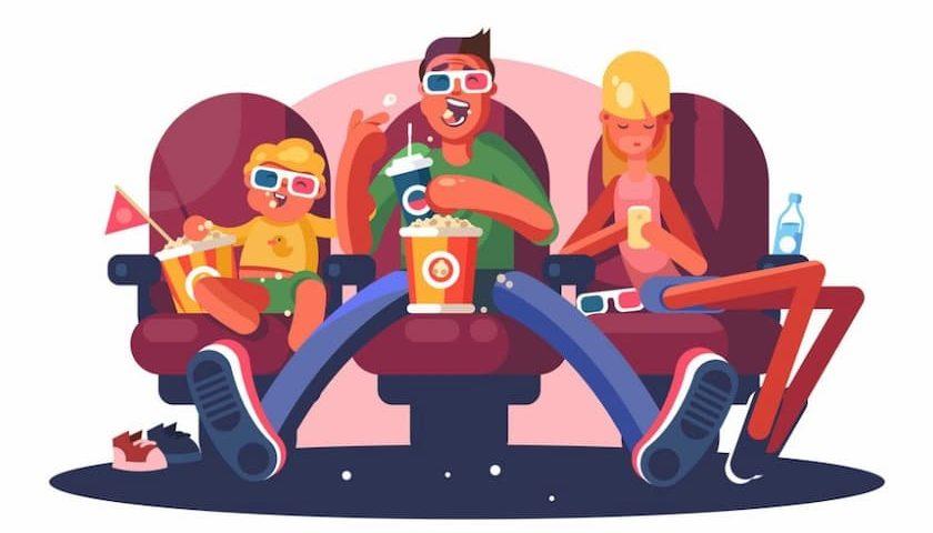 Заробіток на перегляді фільмів