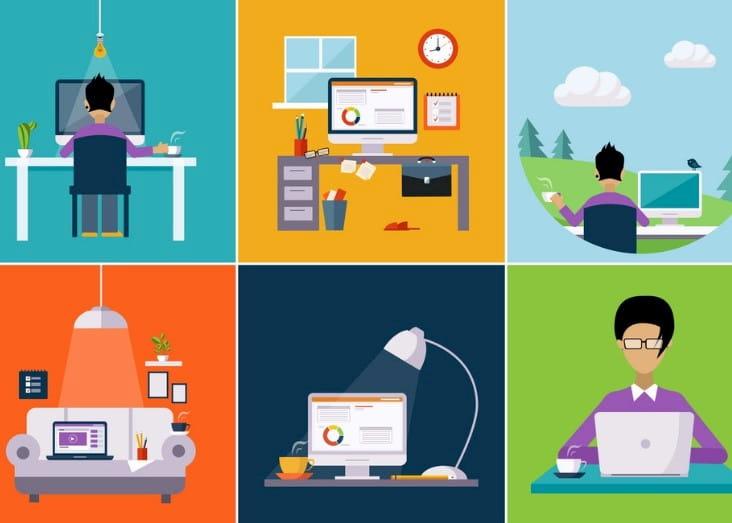 Работа в интернете онлайн обзор