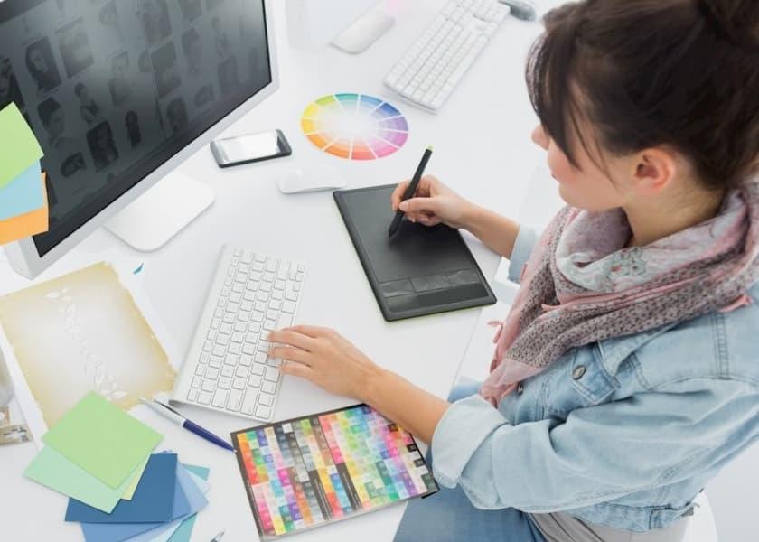 Професія ілюстратор в інтернеті