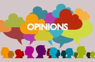 Сайт Opinion Мнение